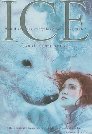 #Printcess review of Ice by Sarah Beth Durst