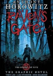 Raven's Gate: The Graphic Novel (The Power of Five: The Graphic Novels, #1) Pdf Book
