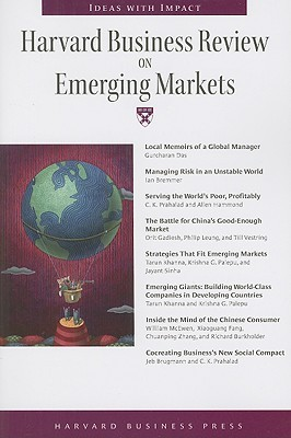 Harvard Business Review on Emerging Markets