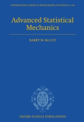Advanced Statistical Mechanics
