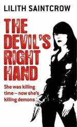 Book Review: Lilith Saintcrow's The Devil's Right Hand