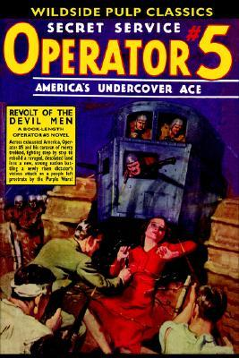 Operator #5: Revolt of the Devil Men
