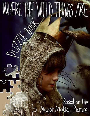 Where the Wild Things Are: Puzzle Book