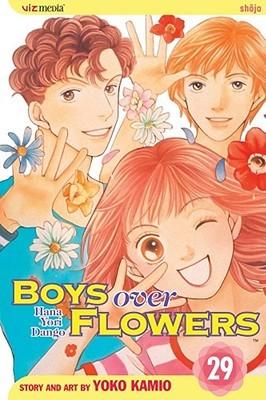 Boys Over Flowers: Hana Yori Dango, Vol. 29 (Boys Over Flowers, #29)