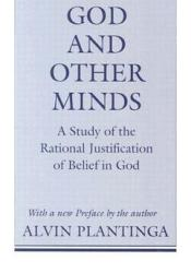 God and Other Minds Pdf Book