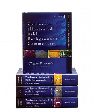 Zondervan Illustrated Bible Backgrounds Commentary Set, New Testament