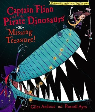 Missing Treasure!