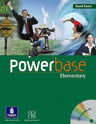 Powerbase: Elementary Coursebook And Audio Cd Pack