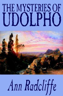 The Mysteries of Udolpho by Ann Radcliffe, Fiction, Classics, Horror