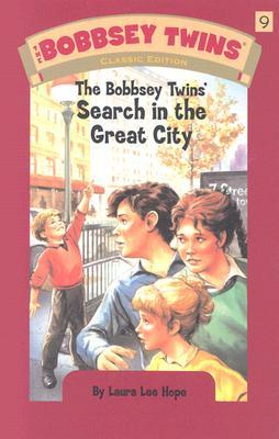 The Bobbsey Twins' Search in the Great City (Bobbsey Twins, #9)