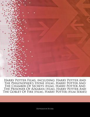 Articles on Harry Potter Films, Including: Harry Potter and the Philosopher's Stone (Film), Harry Potter and the Chamber of Secrets (Film), Harry Potter and the Prisoner of Azkaban (Film), Harry Potter and the Goblet of Fire