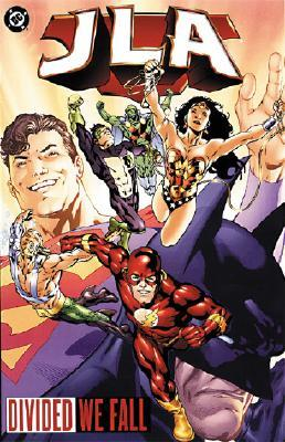 JLA, Vol. 8: Divided We Fall