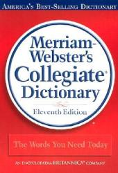 Merriam-Webster's Collegiate Dictionary Pdf Book