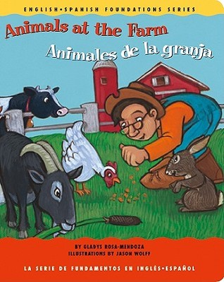 Animals at the Farm/Animales de la granja