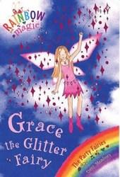 Grace the Glitter Fairy (Rainbow Magic, #17; Party Fairies, #3)
