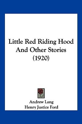 Little Red Riding Hood And Other Stories (1920)