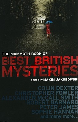 The Mammoth Book of Best British Mysteries 7