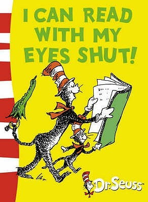 Image result for i can read with my eyes shut