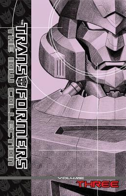 Transformers: The IDW Collection, Volume 3