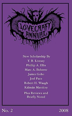 Lovecraft Annual No. 2 (2008)