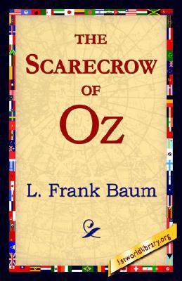 The Scarecrow of Oz (Oz, #9)