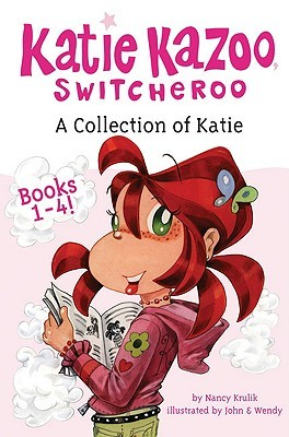 A Collection of Katie: Books 1-4