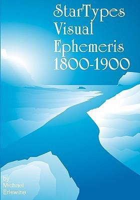 Startypes Visual Ephemeris: 1800-1900