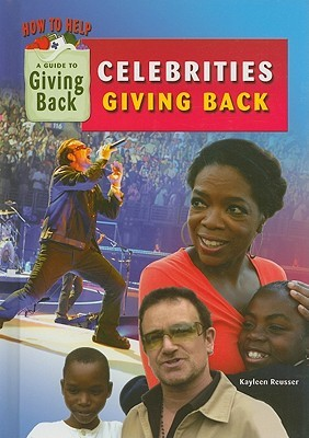 Celebrities Giving Back