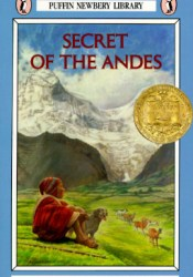 Secret of the Andes Pdf Book