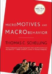 Micromotives and Macrobehavior Pdf Book