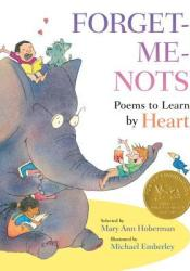 Forget-Me-Nots: Poems to Learn by Heart Pdf Book
