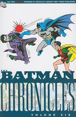 The Batman Chronicles, Vol. 6
