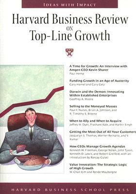 Harvard Business Review on Top-line Growth