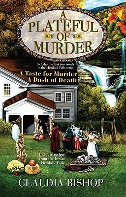 A Plateful of Murder (Hemlock Falls Mysteries, #1-2)