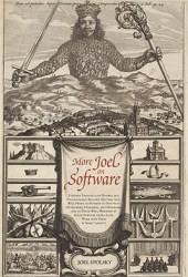 More Joel on Software: Further Thoughts on Diverse and Occasionally Related Matters That Will Prove of Interest to Software Developers, Designers, and Managers, and to Those Who, Whether by Good Fortune or Il