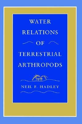 Water Relations of Terrestrial Arthropods