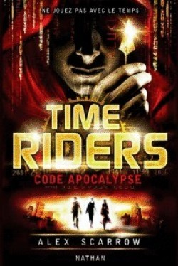 Code apocalypse (Time Riders, #3)