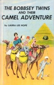 The Bobbsey Twins And Their Camel Adventure