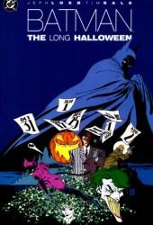 Batman: The Long Halloween Book