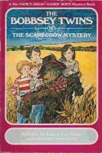 The Scarecrow Mystery (The Bobbsey Twins #11)