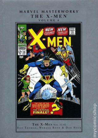 Marvel Masterworks: The X-Men, Vol. 4