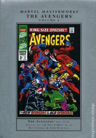 Marvel Masterworks: The Avengers, Vol. 6