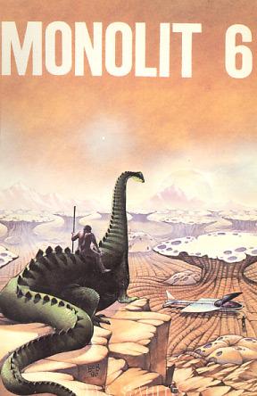 Monolit: science fiction almanah 6