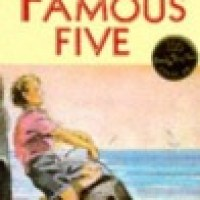 Five Fall Into Adventure : Enid Blyton