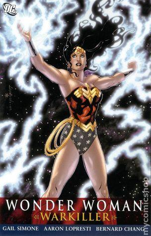 Wonder Woman, Vol. 6: Warkiller