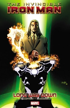 The Invincible Iron Man, Volume 10: Long Way Down
