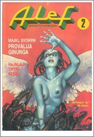 Alef - Science fiction magazin broj 2