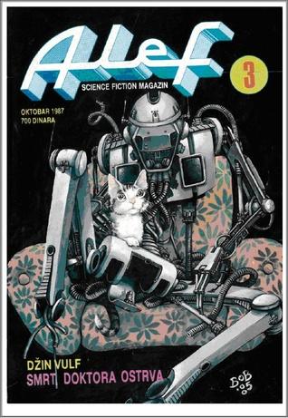 Alef - Science fiction magazin broj 3