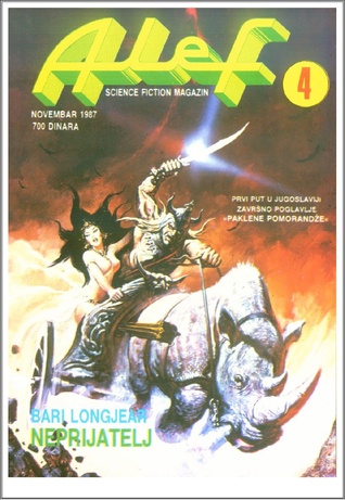 Alef - Science fiction magazin broj 4