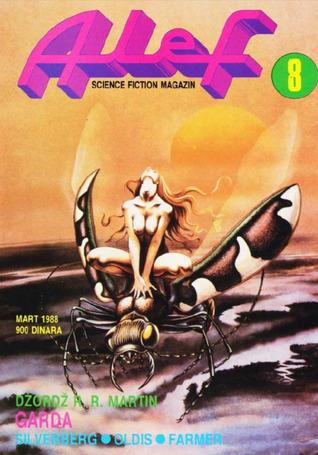 Alef - Science fiction magazin broj 8